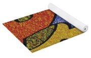 0664 Abstract Thought Yoga Mat