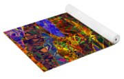 0666 Abstract Thought Yoga Mat