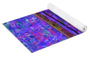 0679 Abstract Thought Yoga Mat