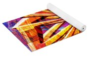 0692 Abstract Thought Yoga Mat