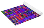 0714 Abstract Thought Yoga Mat