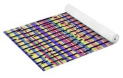 0718 Abstract Thought Yoga Mat