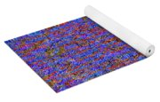 0723 Abstract Thought Yoga Mat