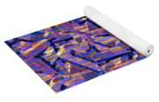 0724 Abstract Thought Yoga Mat