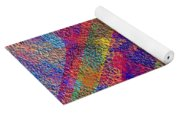 0726 Abstract Thought Yoga Mat