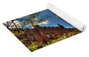 002 The 74th Regimental Armory In Buffalo New York Yoga Mat