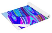 Abstract Fusion 44 Yoga Mat