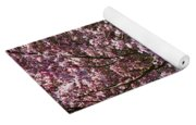 Arlington Cherry Trees Yoga Mat