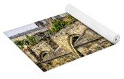 Charles Bridge And Prague Castle Yoga Mat