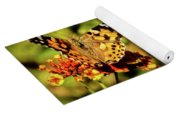 Painted Lady  Yoga Mat