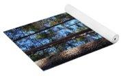 Pine Forest Yoga Mat