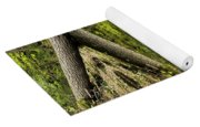 River Reflections Yoga Mat