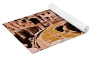 Roman Coliseum  Yoga Mat
