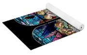 Stained Glass Pc 05 Yoga Mat
