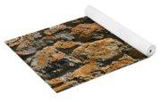 Stone Wall Yoga Mat