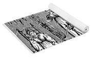 Textile Manufacture Yoga Mat