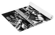 The Printing Of Books Yoga Mat