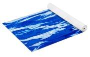 Blue Water Yoga Mat