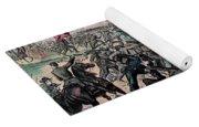 American Civil War, Battle Yoga Mat