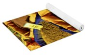 Spices On The Market Yoga Mat