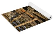 Wooden Lobster Traps Yoga Mat