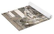 Archimedes (c287-212 B.c.) Yoga Mat