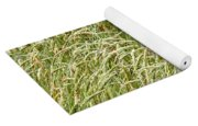 Grasses Yoga Mat