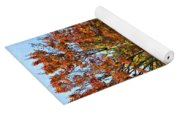 A Country Place Painted Yoga Mat