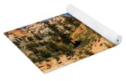 A Dragon Over Water Canyon Yoga Mat
