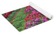 A Formal Garden Yoga Mat