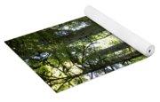 A Green World Yoga Mat
