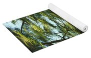 A Summer Walk Along The Creek  Yoga Mat