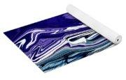 Abstract 102711 Yoga Mat