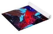 Abstract 71001 Yoga Mat