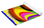 Abstract Fusion 123 Yoga Mat