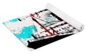 Abstract Fusion 33 Yoga Mat