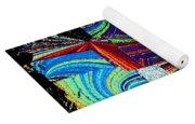 Abstract Fusion 37 Yoga Mat