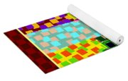 Abstract Fusion 43 Yoga Mat