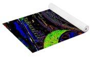 Abstract Textures Yoga Mat