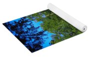 Across The Lake Yoga Mat