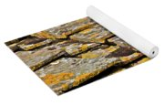 Aged Roof Tiles Of Tuscany Yoga Mat