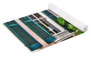 Alexandria Row Houses Yoga Mat