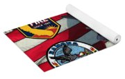 American Hero 2 Yoga Mat