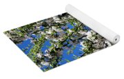 Apple Tree In Bloom Yoga Mat