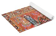 Art Wall Yoga Mat