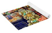 Assorted China Fishs Eddy New York City Yoga Mat
