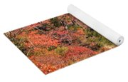 Autumn Bridge Yoga Mat