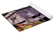 Autumn Is In The Air Yoga Mat