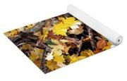 Autumnal Melody Yoga Mat