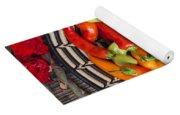 Basketful Of Peppers Yoga Mat